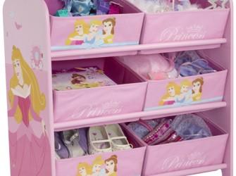 Disney Princess houten opbergrek