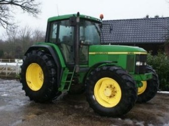 John Deere 6810 Auto Power