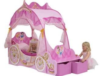 Disney Princess Hemelbed | Disney Princess Koets Bed