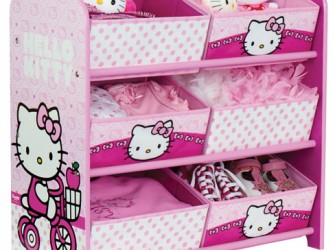 Hello Kitty Houten Opbergrek