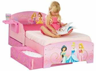 Disney Princess Bed | Houten Kinderbed/ inclusief lades