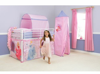 Disney Princess Halfhoogslaper bed tent pakket