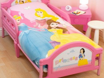 Disney Princess Wishes Kinderbed | Peuterbed
