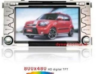 navigatie kia soul dvd touchscreen ipod usb sd