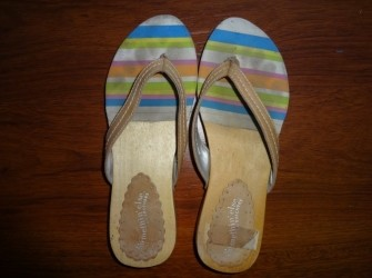 Z.g.a.n. slippers