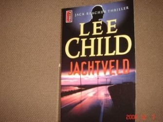 Lee Child Jachtveld
