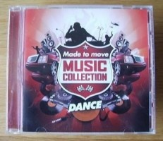 "Te koop de originele ""Made To Move Music Collection: Dance""…"
