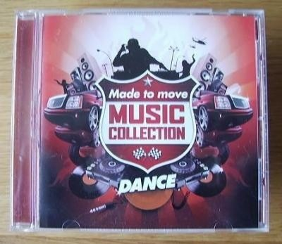 "Te koop de originele ""Made To Move Music Collection: Dance""…"