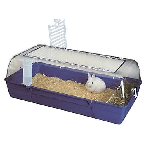Dwerg konijnen kooi