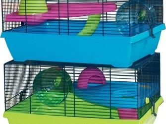 Mooie hamsterkooi