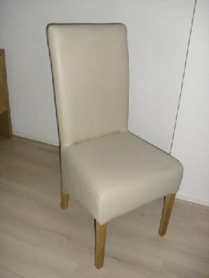 6 comfortabele stoelen