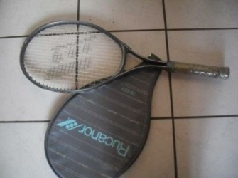 Rucanor tennisracket TB-520 met hoes
