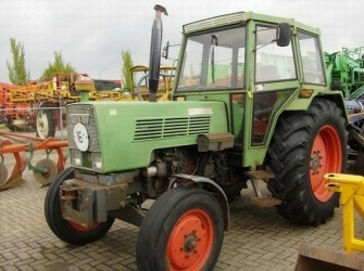 Fendt FARMER 108 2WD TRACTOR