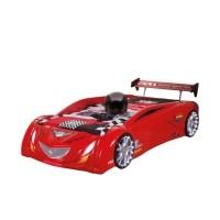 Autobed / Racebed Formula racer | Rood kinderbed
