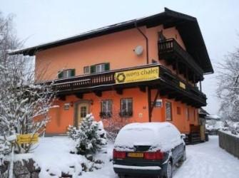 Wintersport chalet in Kitzb?hel voor 2 tot 34 pers