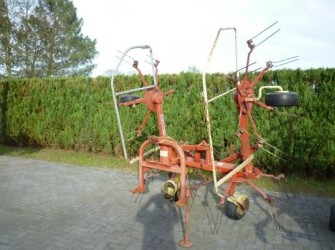 PZ Zweegers Schudder Fanex 500