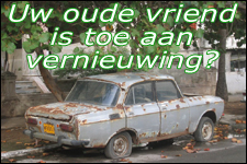 Zet je auto te koop op Koopplein.nl
