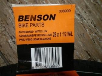 buitenband benson 28x 1 1/2 W/L