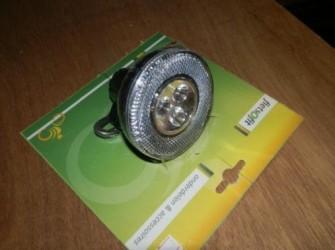Spotlamp universeel fietslamp, voor