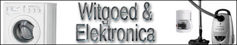 Witgoed en electronica