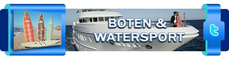 Boten & Watersport actiebanner
