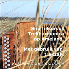 Trekharmonica spelen?