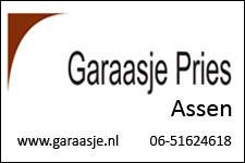 Garage Pries
