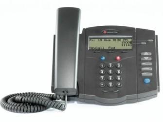 nieuwe Polycom 301 IP toestellen