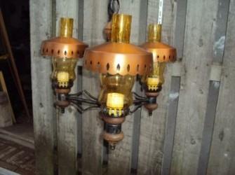 ouderwetse hanglamp