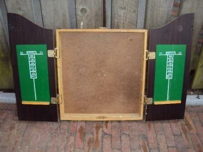 Dartbord Met Kast : Kast voor dartbord den helder koopplein