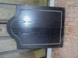 wandkast voor een dartboard