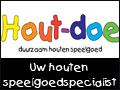 Hout-Doe, duurzaam houten speelgoed