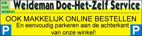 Online bestellen bij Weideman doe h
