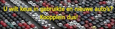 Auto´s vind je op Koopplein Ameland