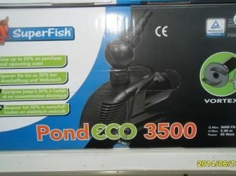 Pond Eco 3500,12000, 15000