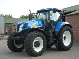 New Holland T7030PC