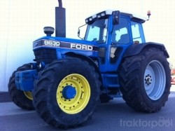 Ford 8630 PS