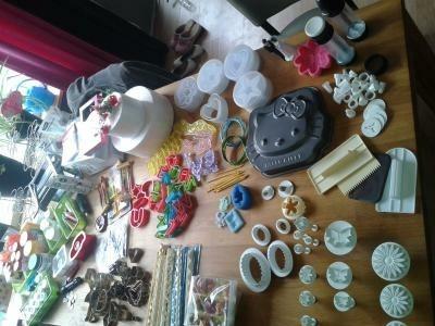 heel veel taartspullen!!