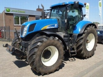 New Holland T7050 TREKKER