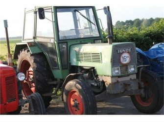 Fendt 106 LS Turbomatic