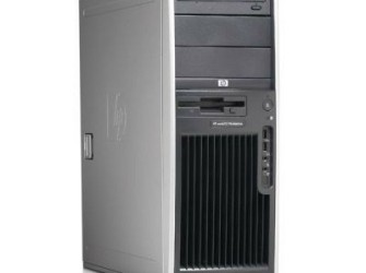 HP XW4400 Intel C2D 2.66Ghz/4GB (4x1GB)/80GB//Win7