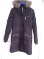 Winterjas,Maat M,lang, Coolcat, zwart, stevig