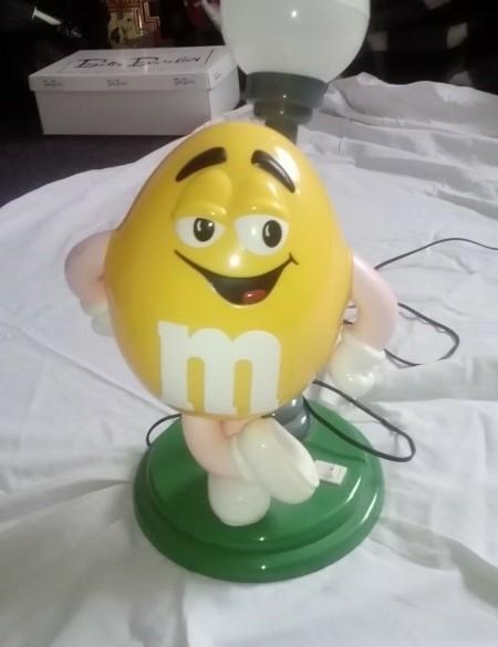 Lamp m&m