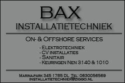 Bax Installatietechniek