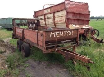 Mentor mestwagen 4 ton