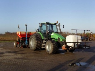 Warens Drill lifter Combi Planter