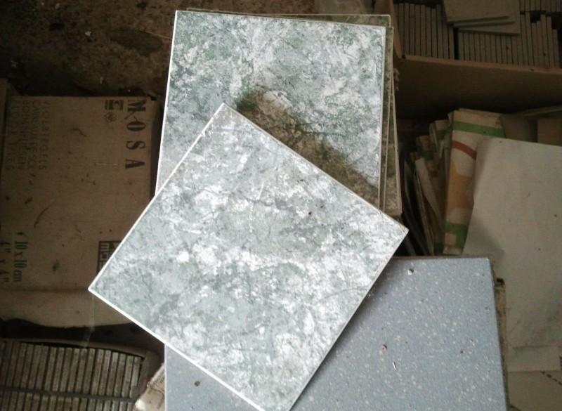 restanten vloer-/wandtegels 15 x 15 cm