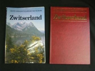 reis-encyclopedie Zwitserland,nst.208 blz.1986, Lekturama
