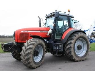 Massey Ferguson 8250 Xtra