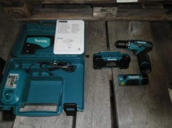 Makita accuboormachine